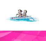 <br></br>赛艇项目共产生14枚金牌。东道主英国队以4金3银2铜位居赛艇奖牌榜第一位。中国队在女子轻量级双人双桨无舵手项目中获得银牌。[查看详细]