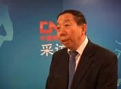 采访安阳市副市长<br>刘国辉