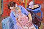 精神的向度――闫平油画作品展