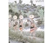 《丽人行——傣族风情》