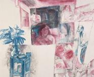 《玫瑰色画室》