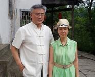 与赵长青先生
