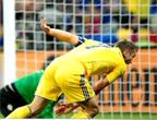 فازت أوكرانيا على السويد 2-1