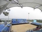 ملعب الكرة الطائرة الشاطئية