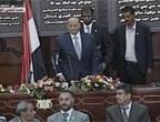 صالح يسلم سلطته إلى الرئيس الجديد في اليمن