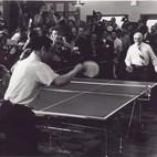 دبلوماسية كرة الطاولة