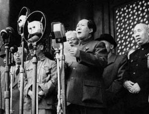 侯波 和毛主席在一起的日子