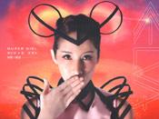 NO.10 《Super-Girl爱无畏》萧亚轩