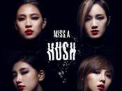 NO.4MissA《Hush》