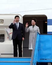 Chinese president´s EU tour<bR><bR>
