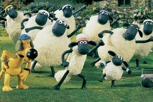 另类绵羊玩转开心农场