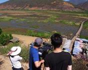 泸沽湖的走婚桥