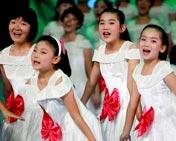 《儿童歌曲大奖赛》决赛 第五场<br>精彩剧照