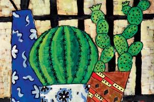 绘画牡丹花作品图片