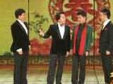 群口相声《小合唱》 表演者:周炜、佟铁鑫、吕继宏、王宏伟、刘和刚 (字幕版)