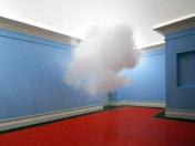 小型人造室内云朵
