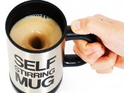 自搅拌咖啡机