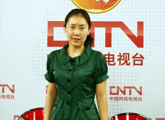 共青团中央宣传部网络宣传处处长郭舒