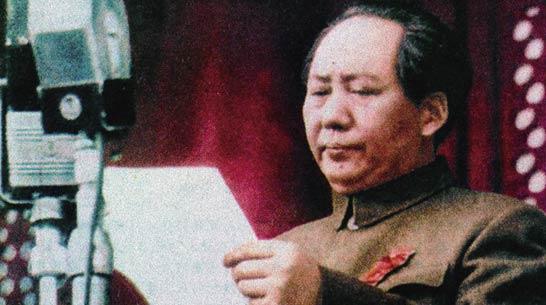 刘效礼作品:大型文献纪录片《毛泽东》