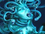 蛇发女妖美杜莎的故事