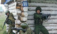 直击2009中俄联合反恐军事演习