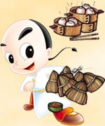<b>《中华传统美食集》</b><br>动画解读美食文化<br><font color=red>进入专题>></font>