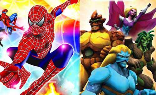 《蜘蛛侠》vs《高米迪》谁是最强能力者