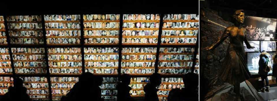 Memorials held to commemorate 300,000 Nanjing Massacre victims