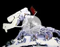 China´s First Spacewalk