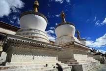 Tibetan monastery gets face-lift