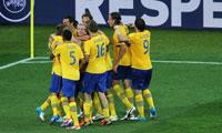 <center>两轮便出局 瑞典仍赢得尊严</center>