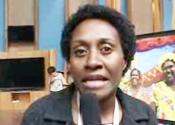瓦努阿图参展人员:希望大家到我们国家做客
