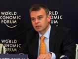 Oliver Schwab : fils de Klaus Schwab et directeur exécutif du forum en Chine
