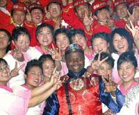 Francis Tchiegue: Ambassadeur de la communication culturelle Chine-Afrique