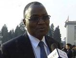 <font size=4><b>Dambina Bawa, ambassadeur du Niger</font></b>