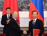 Chine-Russie : améliorer la structure des échanges
