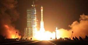 Lancement du module spatial inhabité Tiangong-1