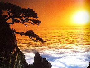 Le mont Lushan offre les plus beaux paysages de l´univers