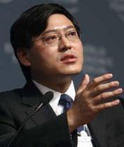 联想换帅<br> 杨元庆——联想集团有限公司总裁