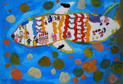 肖友健《我设计的海底餐厅》