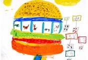 陈乐洋 《汉堡房子》