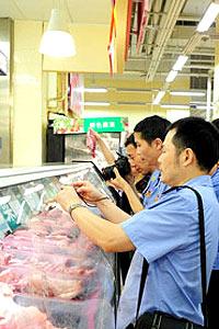 沃尔玛在渝门店全部涉假 假冒绿色猪肉近6万公斤