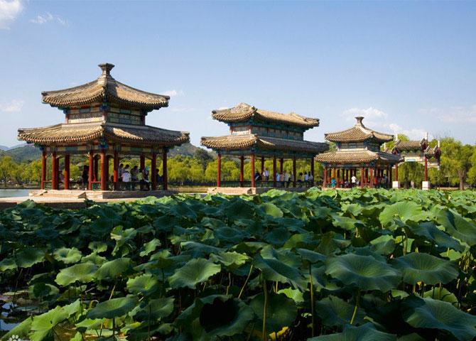 중국 승덕 피서산장