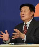 中国工程院院士、中国抗癌协会理事长 郝希山