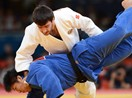 柔道男子73公斤级 俄罗斯选手摘金
