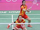 中国羽毛球三女将 全部跻身女单八强