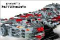 史上最牛星际2周边:乐高打造巨兽级战巡舰(一)