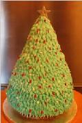 趣味圣诞蛋糕 甜蜜节日共分享(二)