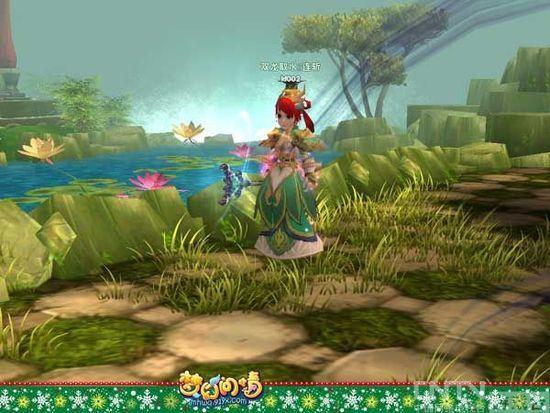 游戏截图 截图 《梦幻问情》-血拼一:天生购物狂