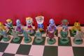 玩家DIY《塞尔达传说:风之杖》版国际象棋